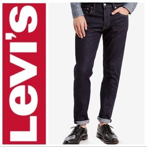 a2389d95e23 BRAND NEW LEVIS 512 Slim Tapered Fit JEANS Dark